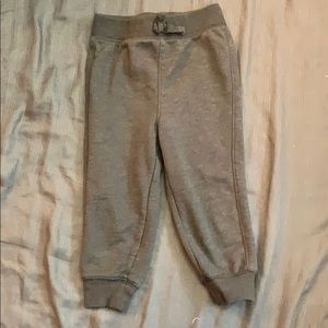 Jumping Beans Grey Jogger Style Pull On Pants